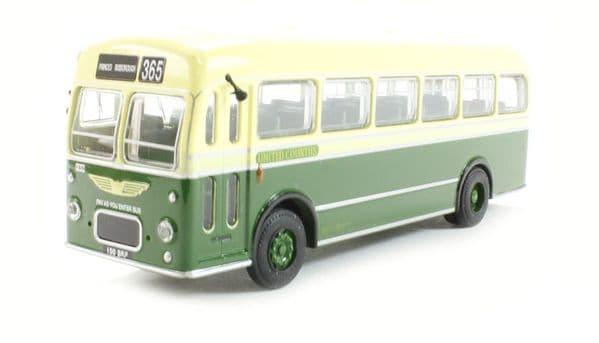 B T Models B206B  Bristol MW Bus Coach  United Counties route 365 Princes Risborough